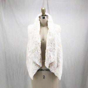 JACK by BB Dakota Big Softy Soft Faux Fur Vest